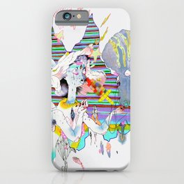 OURS OURS OURS iPhone Case