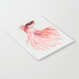 Betta splendens Notebook