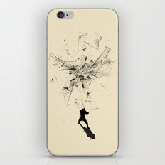 Ninja Moves iPhone & iPod Skin