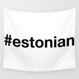 ESTONIA Wall Tapestry