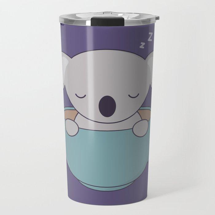 Kawaii Cute Koala Bear Travel Mug