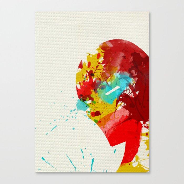 Businessman Canvas Print