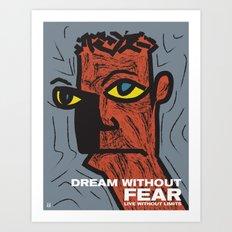 FEAR Art Print