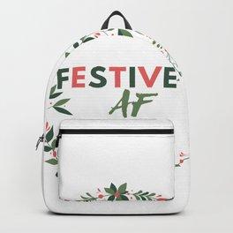 Festive AF Backpack