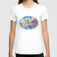angel T-shirts featuring Angel by Shelley Ylst Art