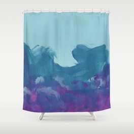 Lost in the dance Shower Curtain