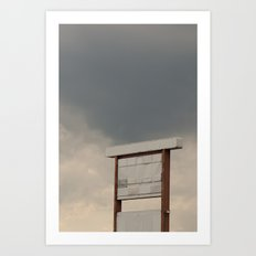 Un-advertising Art Print