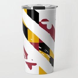 Maryland Travel Mug