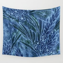 Pretty Dungarees Wall Tapestry