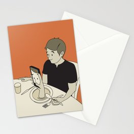 Foodporn Stationery Cards