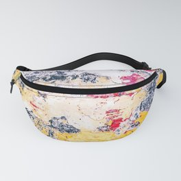 Layers of Exterior Fanny Pack