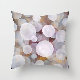 'No clear view 18' Throw Pillow