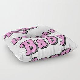 Kiss it better Floor Pillow