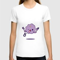lumpy space princess T-shirts featuring Adventure (run-out-of) Time: LUMPY SPACE PRINCESS by xephilas