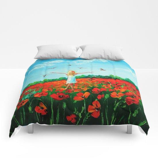 Flying soul Comforters
