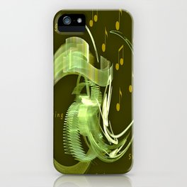 Jive iPhone Case