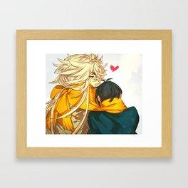 kogimika Framed Art Print
