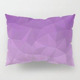 Purple Ombre - Flipped Pillow Sham