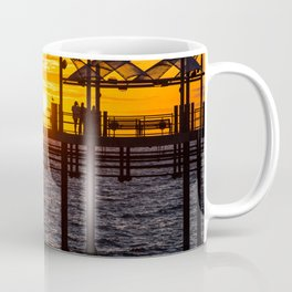 Watching The Sunset Coffee Mug