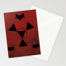 Guilmon Stationery Cards