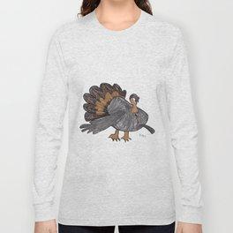 Fall Turkey Long Sleeve T-shirt