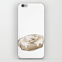 Cinnamon Bun iPhone Skin