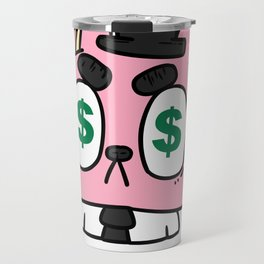 Money Monets Gift Charcoal Taler Dough Penunze Travel Mug