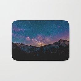 Galaxy Mountain Bath Mat
