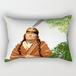 Chickasaw Rectangular Pillow