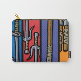 Four Humors Carry-All Pouch