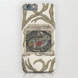 The Phylactery of Koschei the Deathless iPhone Case