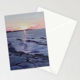 Craig Leith - 2017 - Acrylic on Canvas - Michael G. Wilson Stationery Cards