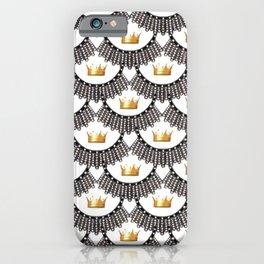 RBG-Queen-2 iPhone Case