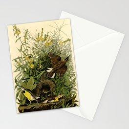 Meadow Lark (Sturnella magna) Stationery Cards