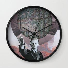 Scan Wall Clock