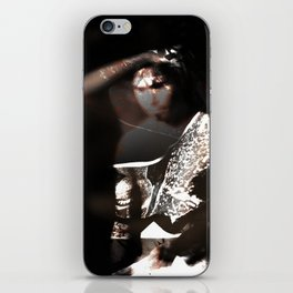 The Painted Hand iPhone Skin