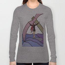 nos vemos en el pico II Long Sleeve T-shirt