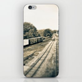 The Train Gang iPhone Skin