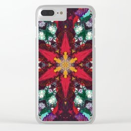 Gilded Serpent Clear iPhone Case