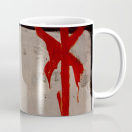Abstract #3 Coffee Mug