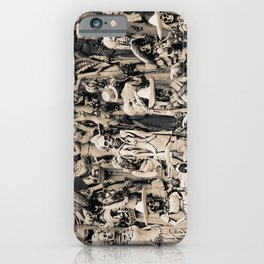 Party of Respect iPhone Case