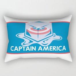 Cap'n USA Rectangular Pillow