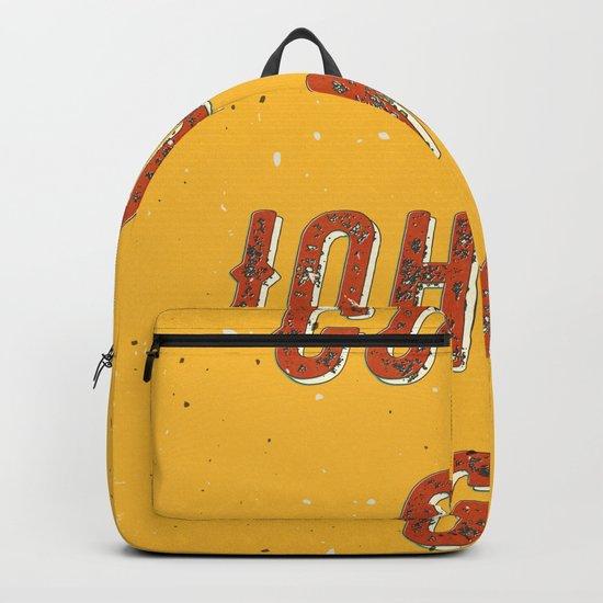 Go go - go Johnny go – A Hell Songbook Edition Backpack