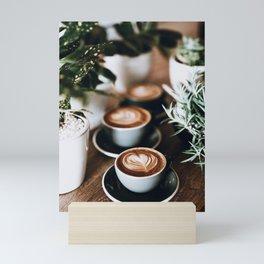 Latte Mini Art Print