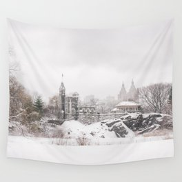 Central Park Wall Tapestry