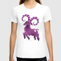 aries T-shirts featuring Aries! by Yetiland