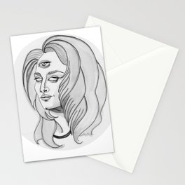 The Craft Feminist Witch Sarah Stationery Cards