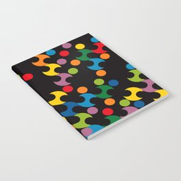 DOTS - polka 2 Notebook