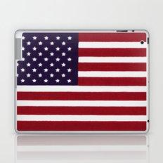 Stars & Stripes flag, painterly