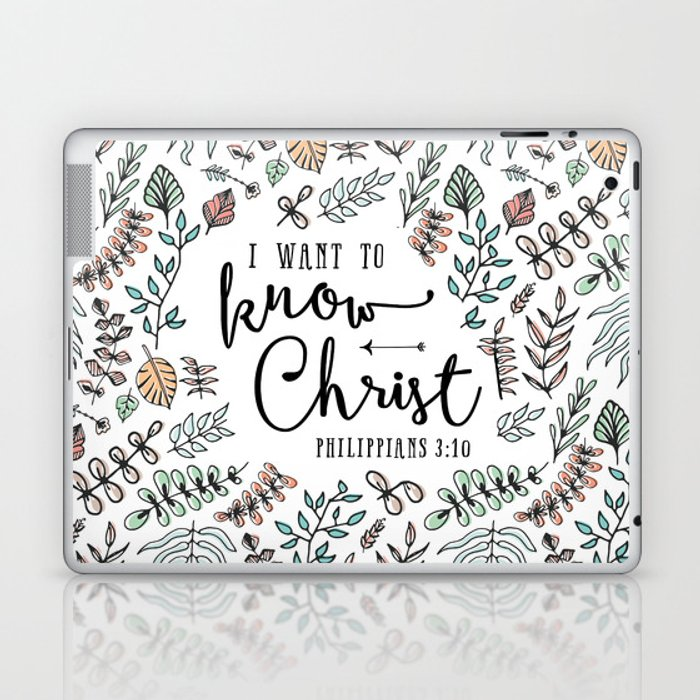 I Want to Know Christ\